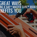 3 Great Ways Hiring a GAF® Master Elite™ Roofer Benefits You