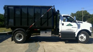 a1 roofing company dumpster rentals