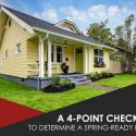 A 4-Point Checklist to Determine a Spring-Ready Roof