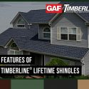 Key Features of GAF Timberline® Lifetime Shingles