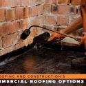 A1 Roofing and Construction's Commercial Roofing Options